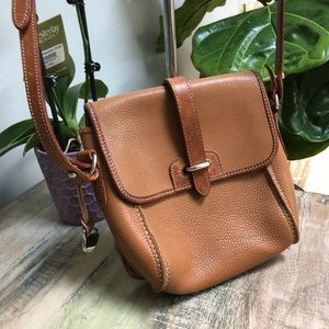 Vintage Messenger Dooney & Bourke Bag